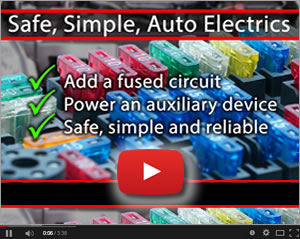 How To Add A Fused Circuit To Your Vehicle – how to fuse tap
